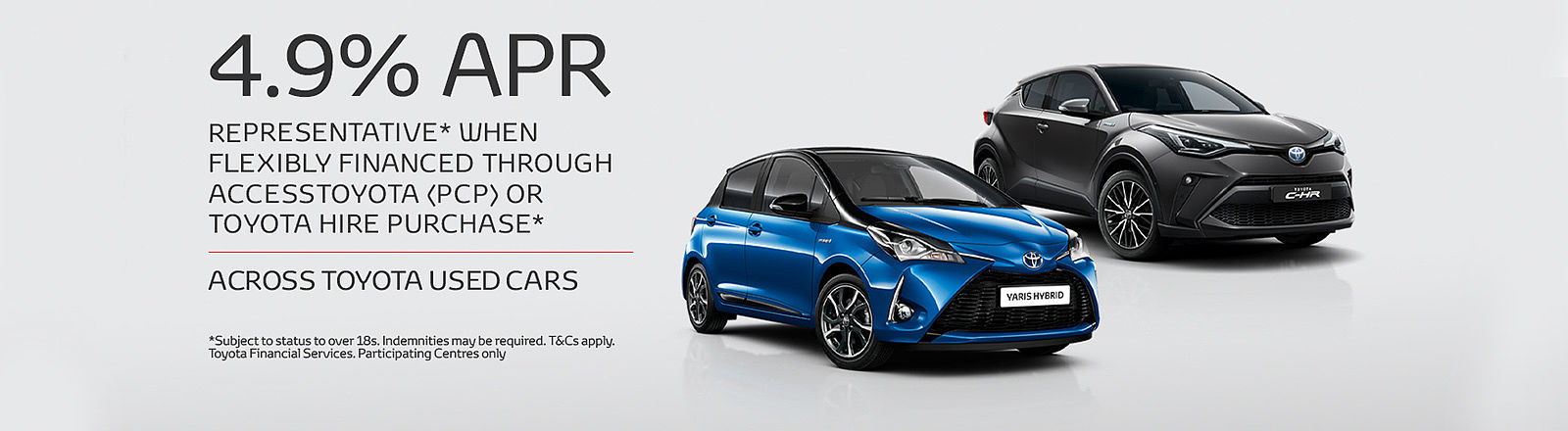 Toyota Nov offer
